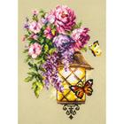 Набор для вышивания Чудесная Игла  №100-041 «Свет надежды» 17*23 см