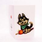 Набор для изготов. объемной открытки Прямые ручки TZ-PRO016 «Щенок и шар»