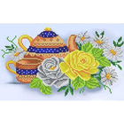 Рисунок для вышивания бисером Благовест К-4053 Доброе утро 20*25 см