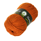 Пряжа Гармония (Harmony Vita), 100 г / 110 м,  6323 оранжевый