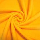 Трикотаж Флис 24192  (50*56 см) желтый
