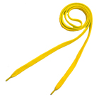 Шнурки  арт.162-П  6 мм 100 см жёлтый
