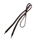 Шнурки  арт.162-П  6 мм 100 см коричневый