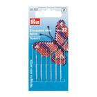 Иглы ручные PRYM 125557 для вышивания №22   (наб. 6 шт.) 342087