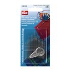 Иглы ручные PRYM 128259 для шитья,вышивки и штопки с нитковдев. (наб. 49 шт.) 342091