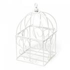 Декор SCB271006 Металл Клетка с отрывающимся верхом 8*6,5 см