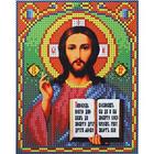 Рисунок для вышивания бисером Каролинка КБИ-5024/1  «Господь Вседержитель» 12,5*16 см