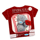Термонаклейка декор текстильных изделий 3483265 «Роза» 502684