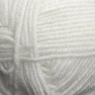 Пряжа Бэби Джой (Baby Joy) 50гр./133м  5701 белый в интернет-магазине Швейпрофи.рф