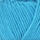 Пряжа Бэби Джой (Baby Joy) 50гр./133м  5708 голубая бирюза в интернет-магазине Швейпрофи.рф