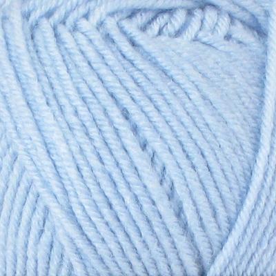 Пряжа Бэби Джой (Baby Joy) 50гр./133м  5712 св. голубой в интернет-магазине Швейпрофи.рф