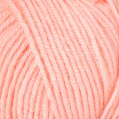 Пряжа Бэби Джой (Baby Joy) 50гр./133м  5719 оранжевый коралл в интернет-магазине Швейпрофи.рф
