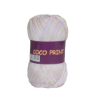 Пряжа Коко принт,(Coco Vita Print) 50 г / 240 м 4669 детский