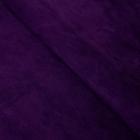 Кожа искусственная 20*30 см замша двухсторон. 22972 фиолетовый (уп 2 листа)  485652