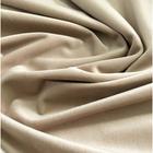 Ткань 50*50 см трикотаж бархат плотный 25183 бежевый 901886