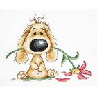 Набор для вышивания Чудесная Игла №16-22 «Миляга» 12*15 см