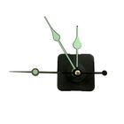 Часовой механизм со стрелками BUF-2055Y 26062 стрелки с флуоресц.покр.
