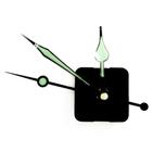 Часовой механизм со стрелками BUF-3130Y 26061 стрелки с флуоресц.покр.