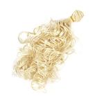 Волосы для кукол (кудри) Элит TBY66895 блондин 613А В-50см L-30см (уп 2 шт)
