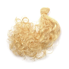 Волосы для кукол (кудри) Элит TBY66897 В-50 см L-30 см (уп 2 шт) 86 светло-русый