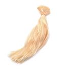 Волосы для кукол (трессы) В-50 см L-30 см TBY36805 блонд Р612  (уп 2 шт)