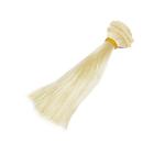 Волосы для кукол (трессы) Элит В-50 см L-15 см TBY66911 блонд 613А (уп 2 шт)