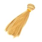 Волосы для кукол (трессы) Элит В-50 см L-15 см TBY66912 золот.блонд 0935 (уп 2 шт)