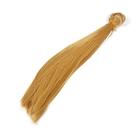 Волосы для кукол (трессы) Элит В-50 см L-30 см TBY66885 св.русый 86 (уп 2 шт)