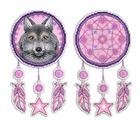 Набор для вышивания М.П.Студия Р-303 «Ловец снов. Волк» 10*15 см