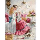 Набор для вышивания Риолис №1789 «Первые уроки вышивки» 30*40 см