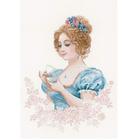 Набор для вышивания Риолис №1791 «Чайный клуб» 21*30 см