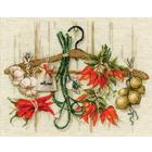 Набор для вышивания Риолис №1794 «Острые приправы» 24*30 см