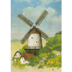 Набор для вышивания Риолис РТ-0045 «Мельница» 21*30 см