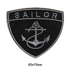 Термоаппликация BA1017 «Морская эмблема»