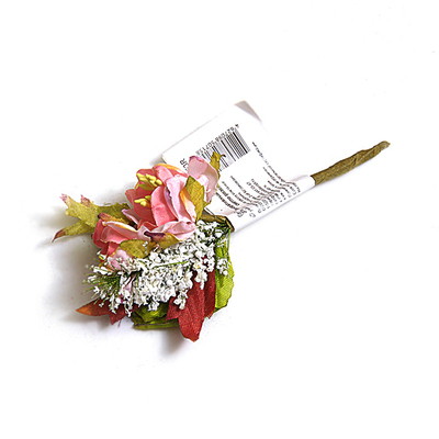 Декор. букетик DKB153R св.-розовый в интернет-магазине Швейпрофи.рф