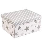 Коробка подарочная 2640211 складная «Звездные радости» 31,2*25,6*16,1 см