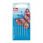 Иглы ручные PRYM 125556 для вышивания  со скруглённым остриём №20
