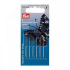 Иглы ручные PRYM 125558 для вышивания  со скруглённым остриём №24