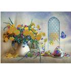 Рисунок для вышивания бисером Астрея (Gluria) 70043 «Весенний подарок» 30*40 см