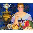 Рисунок для вышивания бисером Астрея (Gluria) 75039 «Чаепитие» 38*46 см