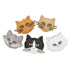 Фигурки 5800 «Кошачьи мордочки»