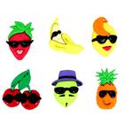 Фигурки 6546 «Фрукты ягоды»