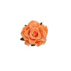 Декор PFN-11 «Цветы» уп.12 шт оранжевый