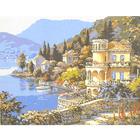 Набор для раскрашивания Paintboy E005 «Итальянское лето»