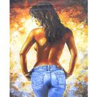 Набор для раскрашивания Paintboy E570 «Юность»