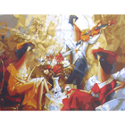 Набор для раскрашивания Paintboy H9551 «Две дамы в ресторане» 40*50 см