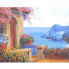 Набор для раскрашивания Paintboy R1055 «Вилла у моря»