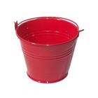 Декор 62050021 Ведерко металл.6*6 см 7705388 красный