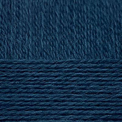 Пряжа Деревенская, 100 г / 250 м, 014 м. волна в интернет-магазине Швейпрофи.рф