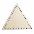 Заготовка для декора L-957 «Треугольник» донышко 16*16*16 см